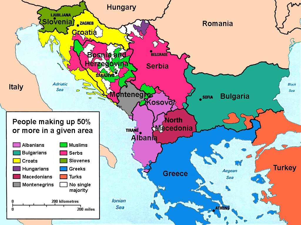 the balkans Pick a region: the balkans geographic for a complete understanding of the term balkans, one needs to know more than just which countries and languages are located in the region ()it helps quite a bit, in terms of grasping both current events, recent history, and not-so-recent history, to look at the balkans in the context of a larger.